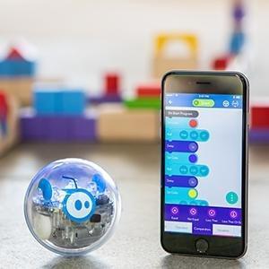 Sphero Mini Blue: The App-Controlled Robot Ball 37