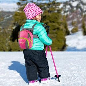 Lucky Bums Kids Youth Snow Sport Ski Bib Overall
