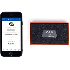 WiFi MotoDia lettura e correzioni di codici di errore Scanner diagnostico iCar Lettore di controllo del motore per auto
