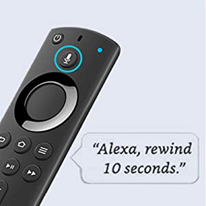 Voice Search Feature on Alexa enabled Fire TV Stick Remote