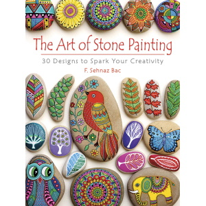 stone painting, rock painting