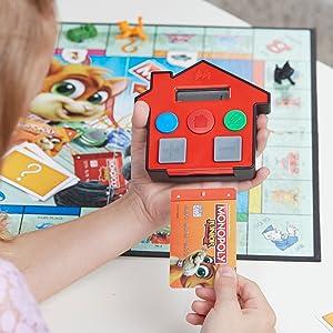 monopoly jr elektronik
