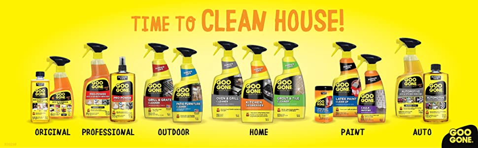 Amazon Com Goo Gone Grill And Grate Cleaner 24 Ounce