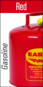 red Eagle type 1 safety can