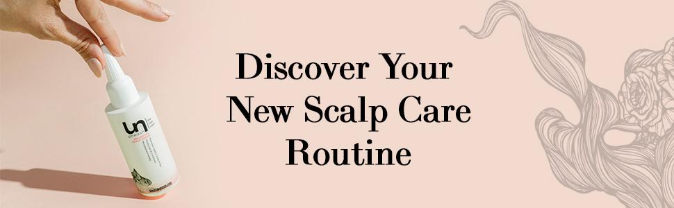 scalp serum unwash