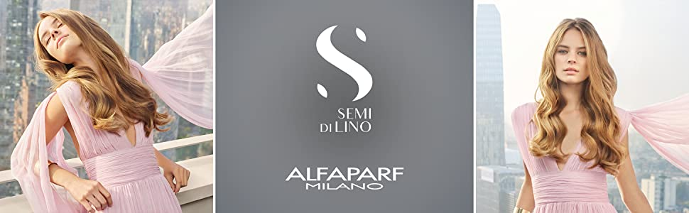 Alfaparf Milano Semi Di Lino Sublime Hair Care Products