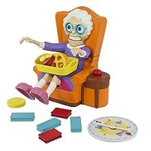 no asustes a la abuela - juego de mesa