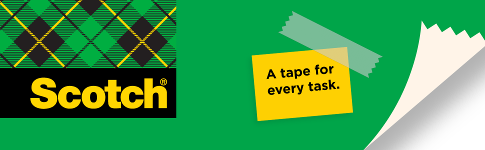 A Tape for every task