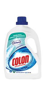 Colon Detergente para la Ropa Líquido Fragancia Nenuco ...