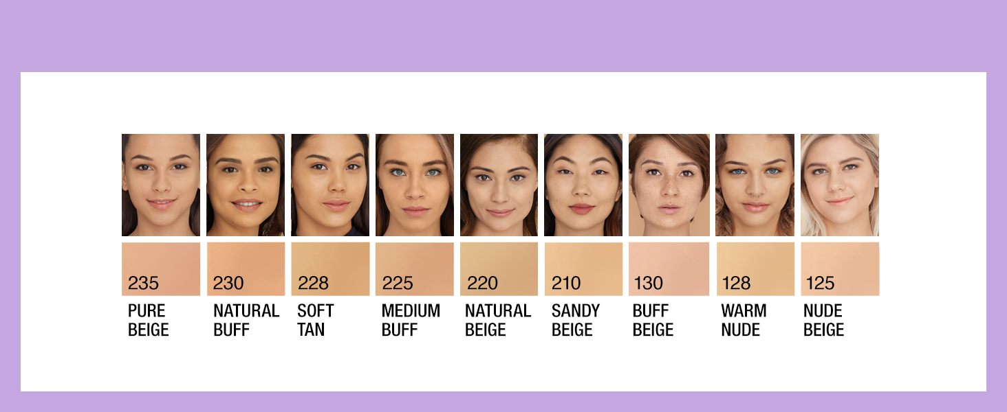 maybelline foundation, maybelline fit me foundation, foundation, for oily skin, matte, dewy smooth