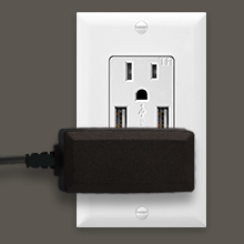 USB CHARGER OUTLET