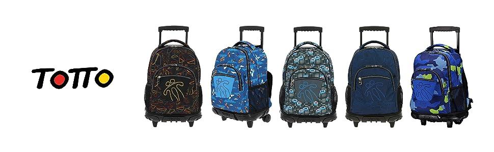 mochilas con ruedas, mochilas con carro, mochilas escolares