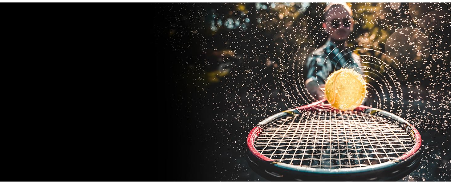 fast shutter speed 1/8000 second tennis freeze action