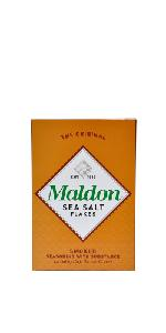 maldon all natural smoked sea salt flakes English Oak