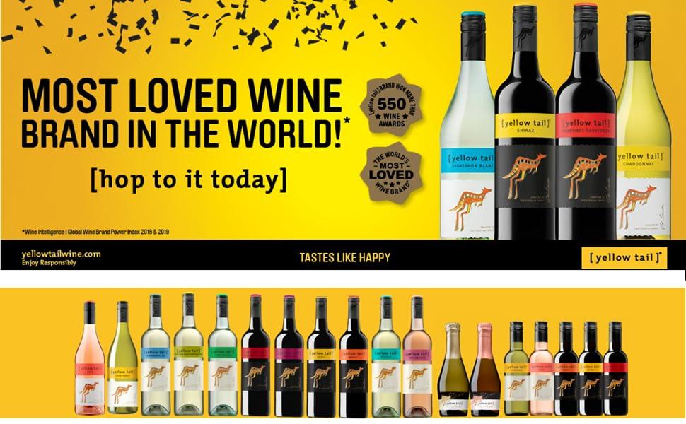 Banner- Most loved wine brand