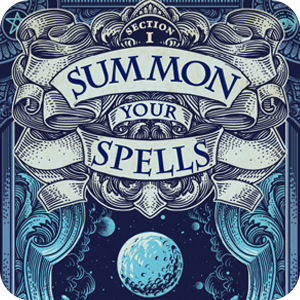 grimoire, grimoire journal, grimoire guide, fill in journal, guided journal, grimoire spell book
