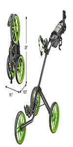 CaddyLite 15.3 Version 2 - Green