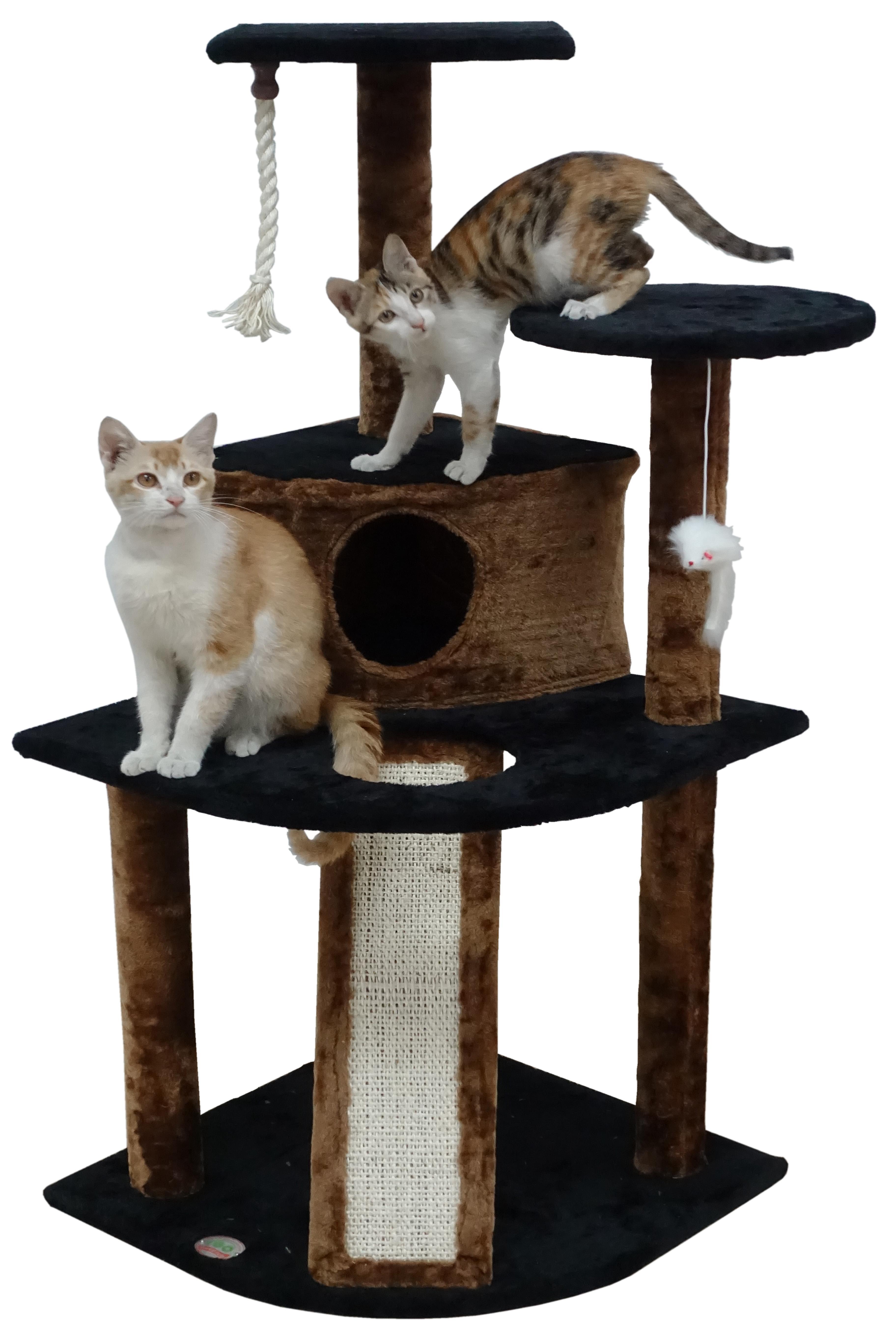 "Go Pet Club F713 47"" Kitten Tree Amazon Pet Supplies"