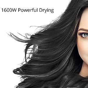 Powerful Drying