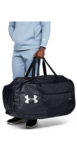 Amazon.com: Under Armour Undeniable Duffle 4.0 Gym Bag: Clothing