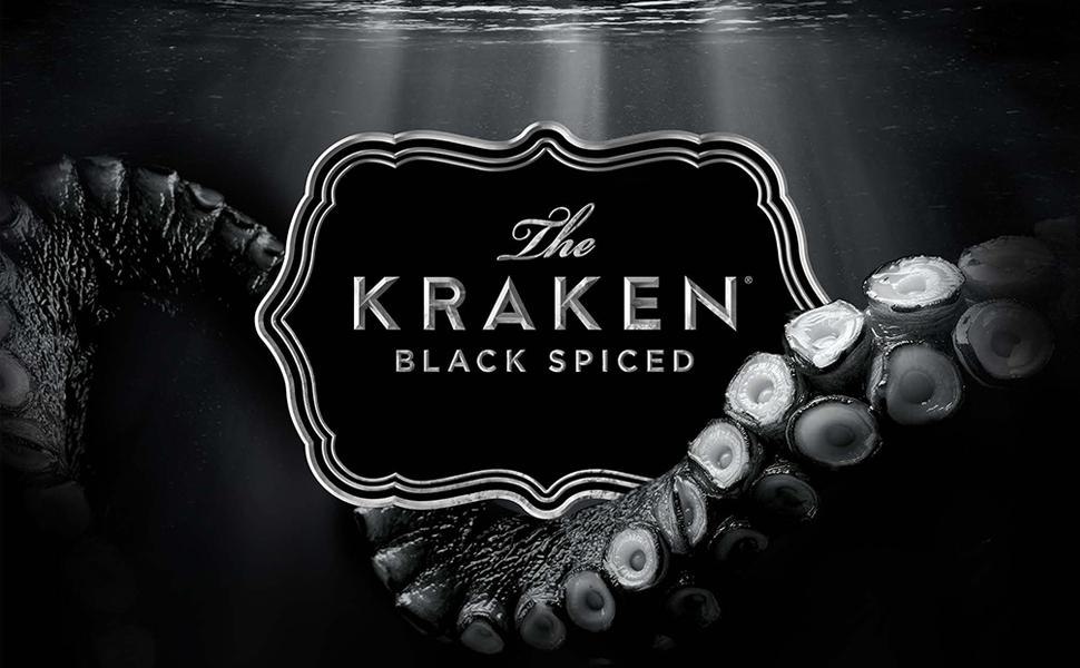 Logo mit Kraken