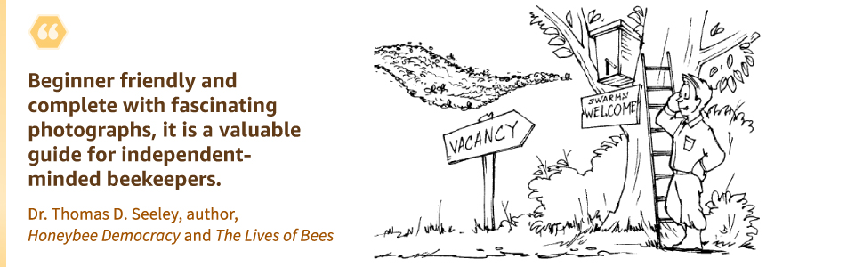 Beginner friendly complete with photographs, it's a valuable guide for independent-minded beekeepers