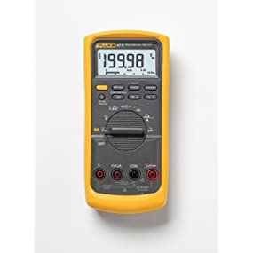 Digital TRMS Multimeter to test electricity