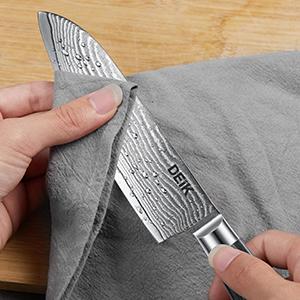 mantenimiento del cuchillo