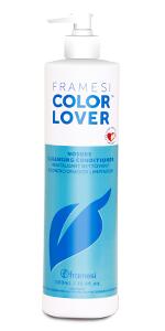 framesi, color lover, no suds, cleansing conditioner, shampoo and conditioner, no suds, detangler