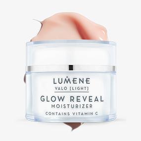 lumene glow reveal moisturizer
