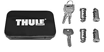 thule keys, one key system, lock system, lock cores, lock cylinders, universal locks, thule locking