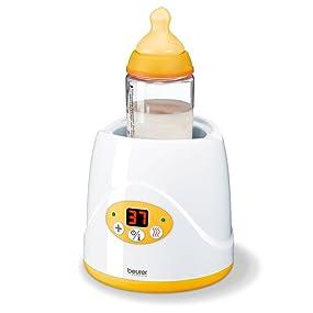 Flaschenwärmer für alle handelsüblichen Babyflaschen