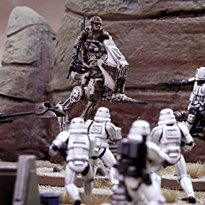 Star Wars Legion Walker
