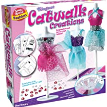 small world toys catwalk toys for girls design and create clothing and fashion accessories