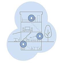 4LDK以上の集合住宅/3階以上の戸建て