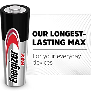 Our longest lasting max for your everyday devices