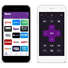 The free Roku mobile app