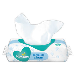 pampers baby wipes, pampers complete clean, pampers complete clean wipes, wipes for cleaning babies