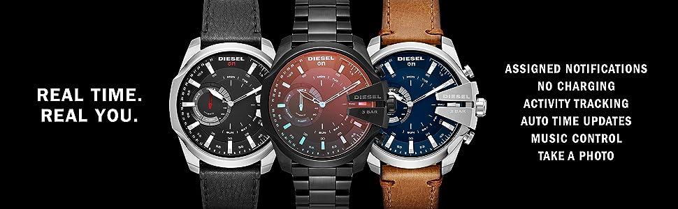Diesel On, diesel watch, diesel smart watch, smartwatch, smart watch, touch screen smart watch