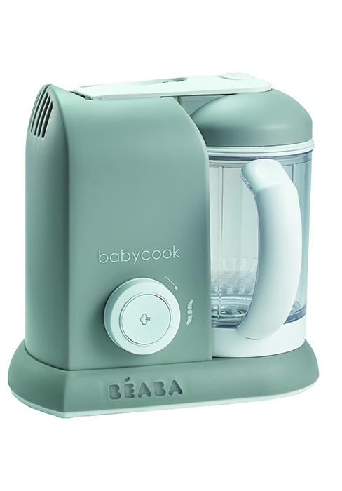 Béaba Babycook Neo Robot de cocina infantil: tritura, cocina y cuece al vapor, Rápida en 15 minutos, Recipiente de vidrio y cubeta de acero inoxidable, Para Bebés y Niños: Amazon.es: Bebé