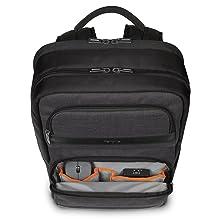 La mochila Advanced se ha diseñado para ajustarse a su portátil y a su vida, incluyendo bolsillos y compartimentos específicos para sus pertenencias y ...
