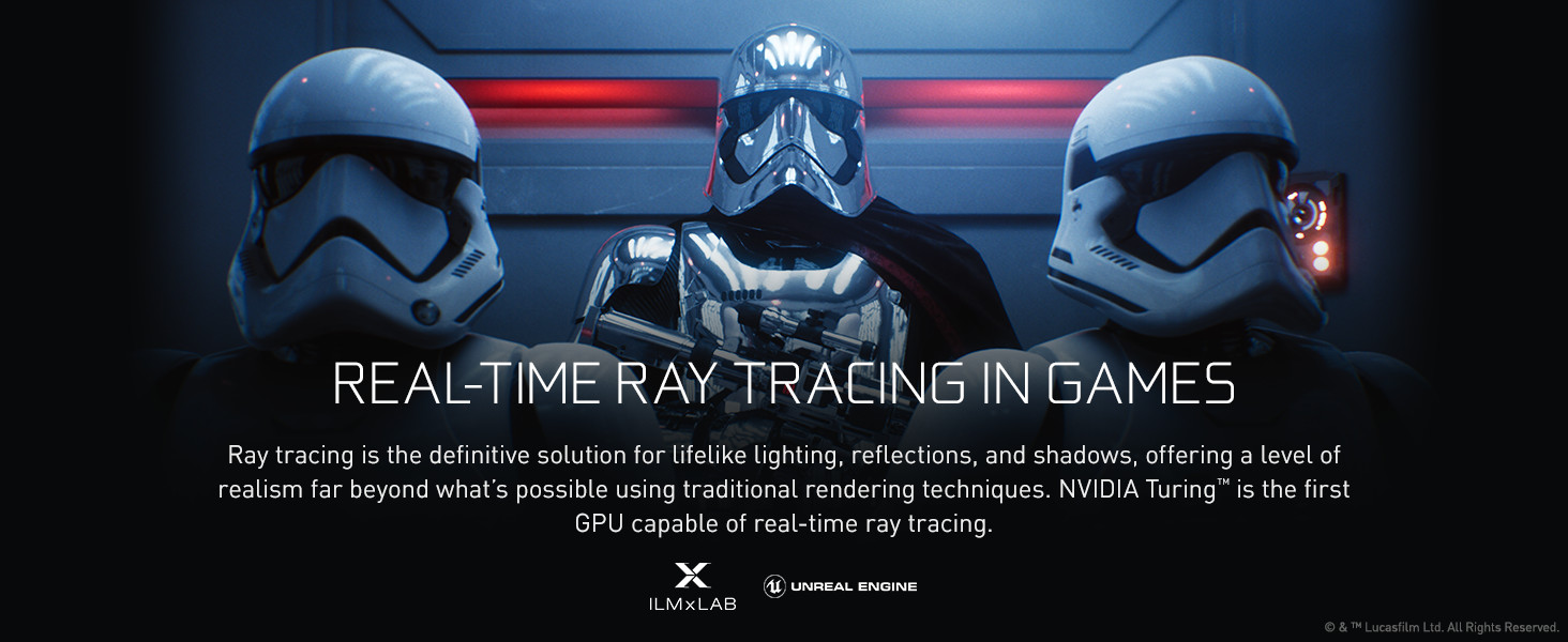 Real-time Ray Tracing in Games