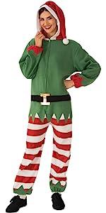 Elf jumpsuit