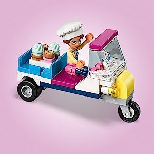 LEGO, Friends, toy, bakery