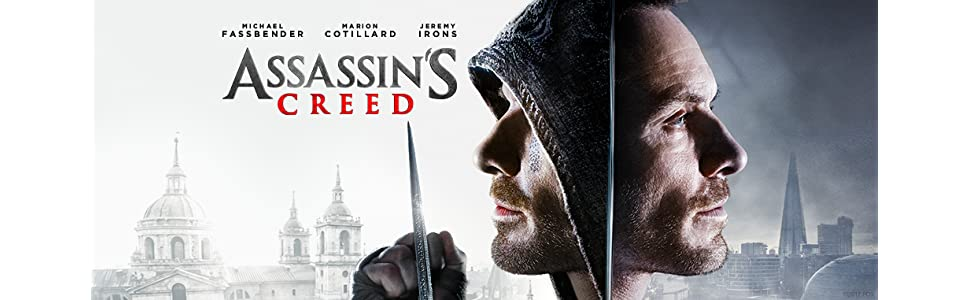 Assassin S Creed Bilingual Dvd Digital Copy Amazon Ca Dvd