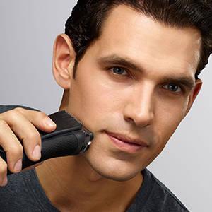 braun series 3 proskin 3020s rasoir lectrique rechargeable pour homme noir hygi ne. Black Bedroom Furniture Sets. Home Design Ideas
