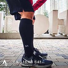 vital socks blisters plantar cep sockwell circulator elite balance running marathon spartan runner