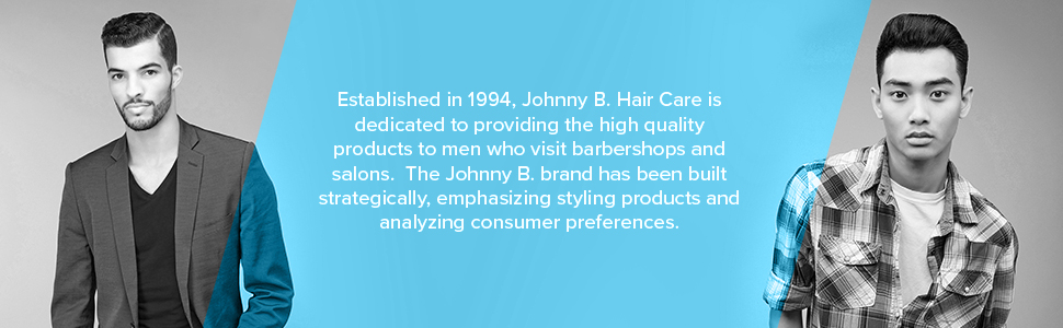 Johnny B. Brand Story