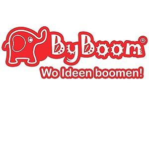 ByBoom - Baby Kinder Stoffwindel Moltontücher Softshell Accessoires Kinderwagen Babyschale