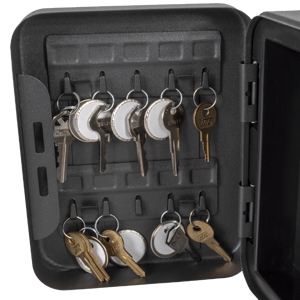 Multi-Use 2-in-1 Cash Box